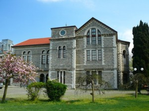 Conference Venue, Bosphorus University